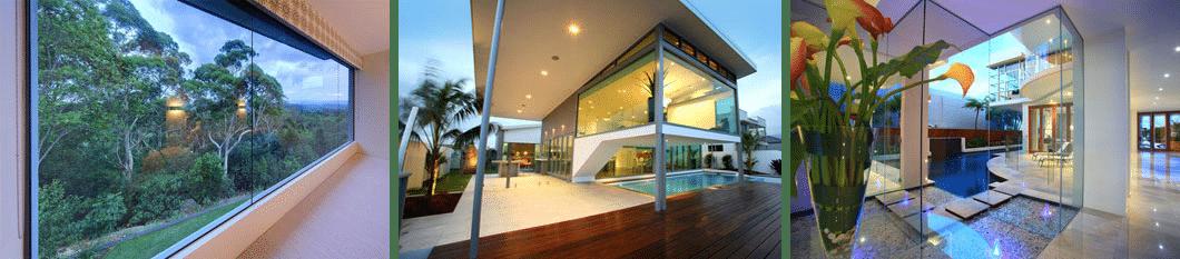 Aluminium Glass Windows