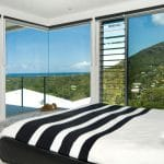 Bedroom Interior Aluminium Windows