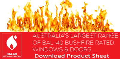 Bushfire Windows & Doors