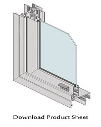 Double Hung Windows SERIES 613 MAGNUM product sheet